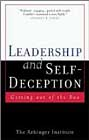 book cover graphic of Leadership and Self-Deception – Getting Out of the Box