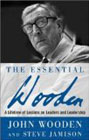 book cover graphic of The Essential Wooden