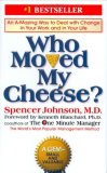 book cover graphic of Who Moved My Cheese?